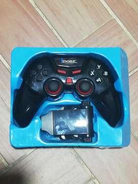 Control Bluetooth gamepad