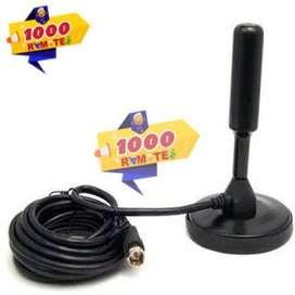 Antena Televisión Digital Magnetica Ultra Hd Universal