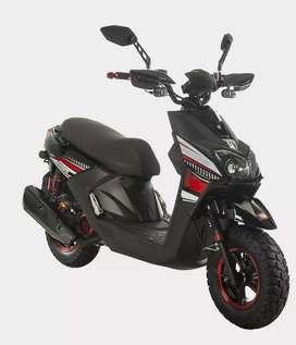 Vendo Motoneta Bultaco Storm 175CC como nueva