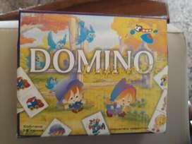Domino infantil SÚPER NUEVO