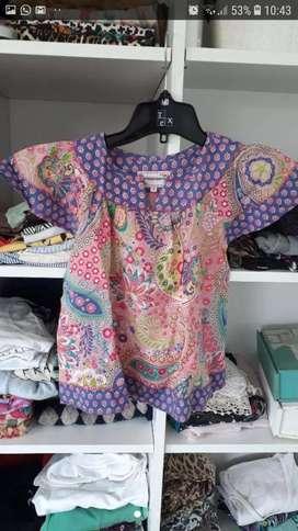 Camisa T.  4
