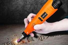 Amoladora 12v eléctrica pulidora recargable batería de litio máquina de grabado .