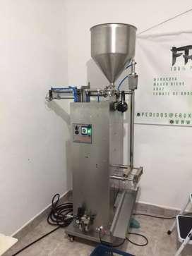 Se vende fabrica de extracción de pulpas