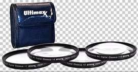 Filtros lente closeup