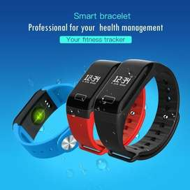 Reloj Pulsera Inteligente F1,Smart Band ISO Y Android
