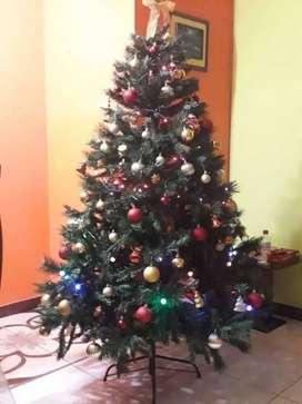 Vendo Ábol de Navidad con adornos