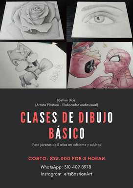 Clases de Dibujo Basico PARA TODOS