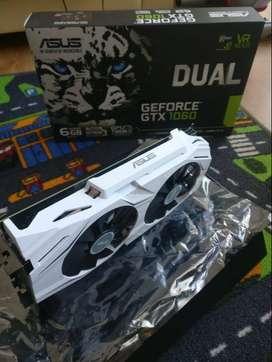 Asus GTX 1060 6gb Dual