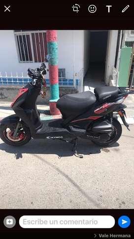 SE VENDE MOTO KYMCO AGILITY XTREME 125