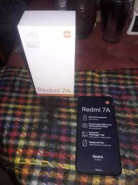 Vendo celular nuevo Xioami redmi 7a 32gb