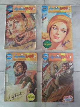 Revista De Comics Antigua Lagrimas Risas Y Amor Precio X C/u