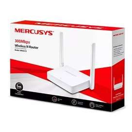 Router Inalambrico N300Mbps MW301R