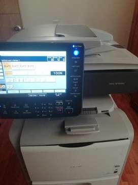 Fotocopiadora Ricoh Modelo Sp 5210sf/afi