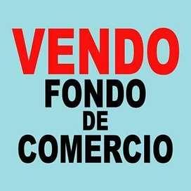 OPORTUNIDAD!! DUEÑO VENDE FONDO DE COMERCIO MAS DE 45 AÑOS DE TRAYECTORIA.
