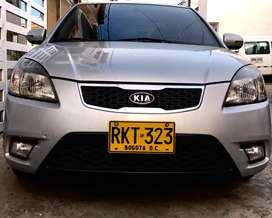 KIA RIO EXCITE 2012 35 MIL KM