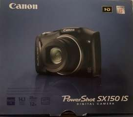 Camara CANON PowerShot Serie SX150 IS