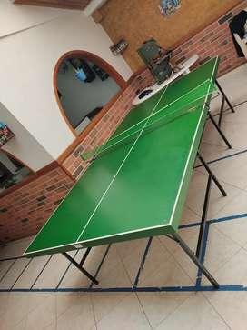 Mesa de ping pong semi profesional