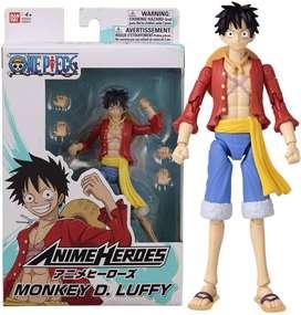 Figura De Acción D. Luffy Bandai