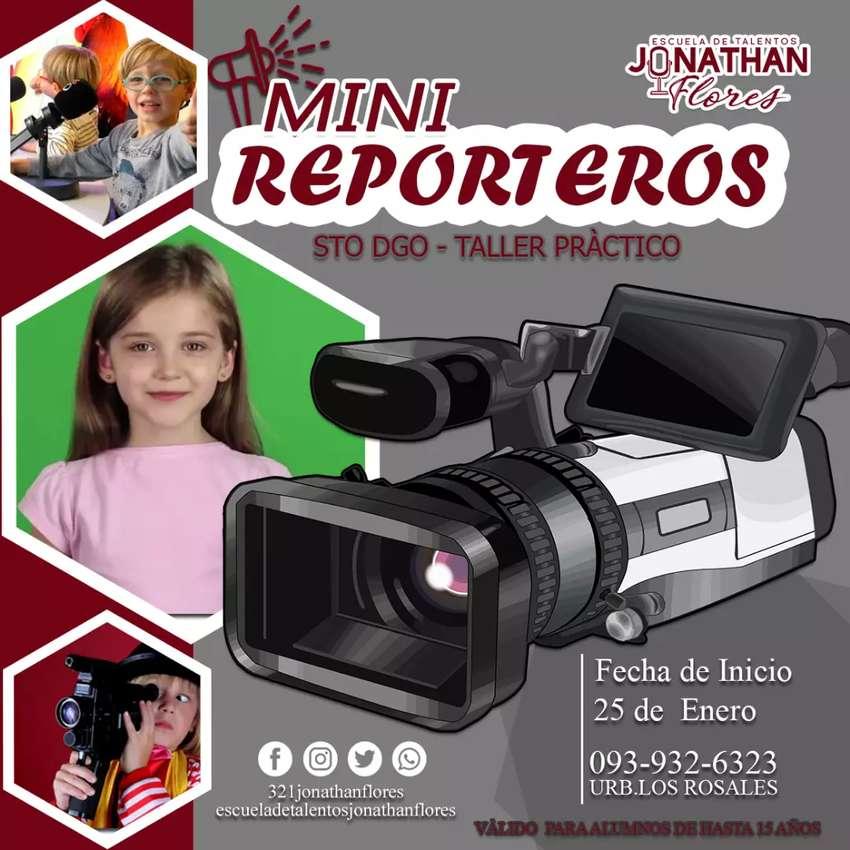 Reporteros Kids, Los Rosales 0