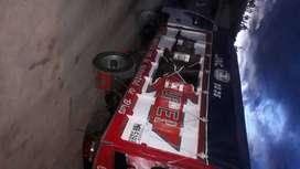 Vendo un camion JAC 1035 año 2012