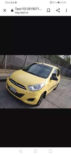 Solicito conductor taxi turno largo vivir en suba