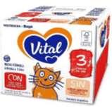 Vital 3. Pack bebible x 1Litro. x 6 u. 0