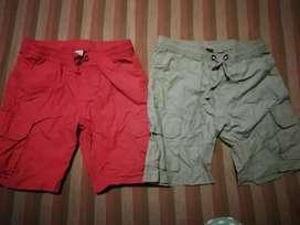 Shorts para niño