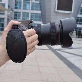 Correa Agarre Hand Grip Acolchado Camara Reflex Nikon Canon