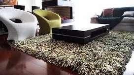 lavado de tapetes instalados