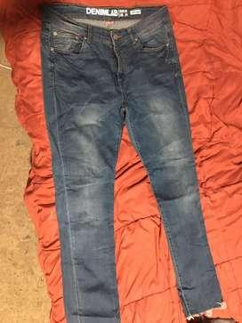Pantalon DENIMLAB Super Skinny