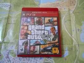Vendo Juego GTA Original para Play 3 y 4