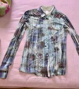 Vendo camisa guess original seminueva