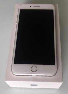 iPhone 7Plus 32Gb Silver Impecable