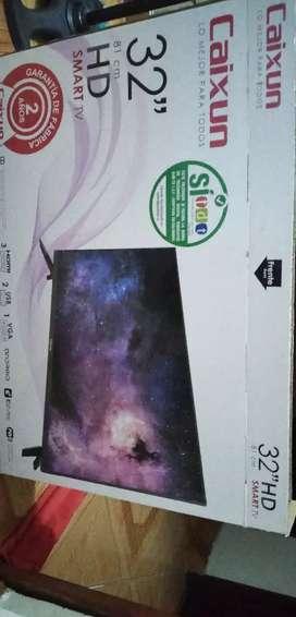 Se vende smatv caixun nuevo en 450 mil con garantía y factura