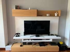 Mueble entretenimiento Tv