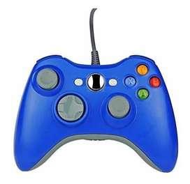 Control Xbox Para Consola 360 Y Para Pc Compatible Alambrico