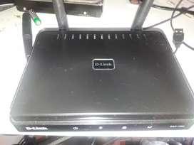 Router Repetidor Dlink dap1360