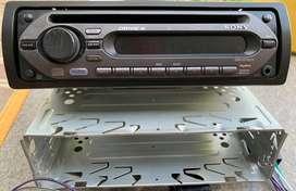 ESTERO SONY XPLOD CDX-GT 107X