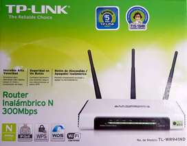 Router Inalambrico N300 Mbps