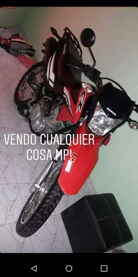 Honda xr 150 rally impecable