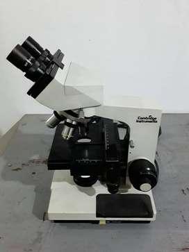Microscopio Cambridge Intruments GALEN III.