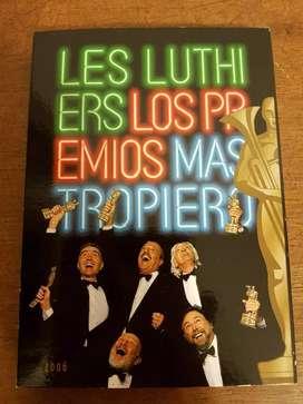 DVD LES LUTHIERS LOS PREMIOS MAS TROPIERO.