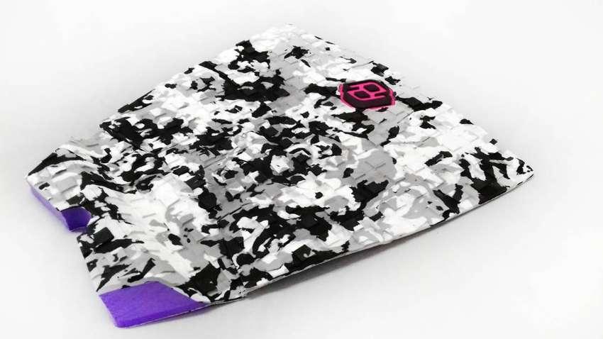 Decks Grip Pad Powerdeck Autoadhesivo para Tablas De Surf y Kite Surf 0