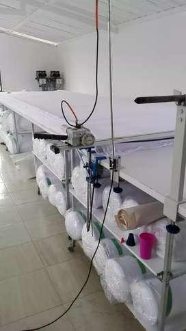 Ofresco servicio de corte textil todo tipo de tela