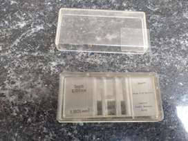 Antiguo Hemocitometro Neubauer Ruling - Germany