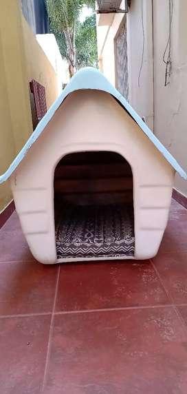 Casa de perro grande
