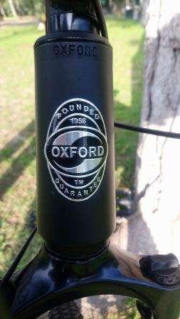 Bicicleta Marca Oxford Modelo Kamikaze Aluminum Aros 26