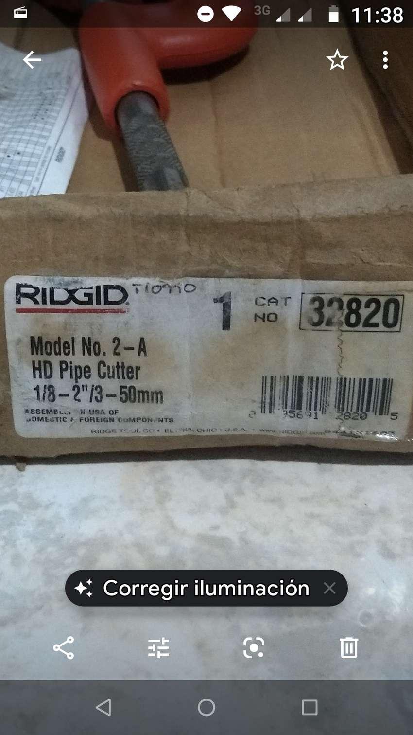 """Cortatubo original RIDGID 32820. 2"""""""