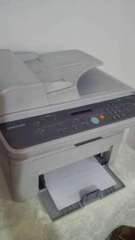Fotocopiadora, samsung scx 4521