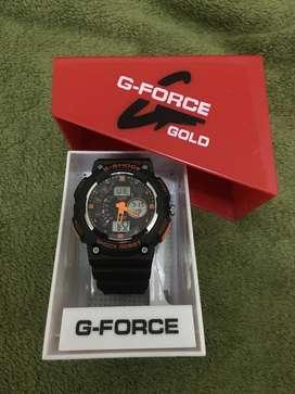 Reloj G-Force Gold